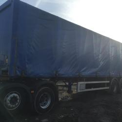 SDC Slide a flex trailer